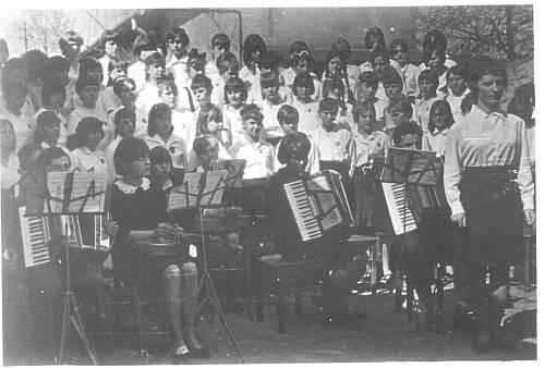 chórzystki 1965