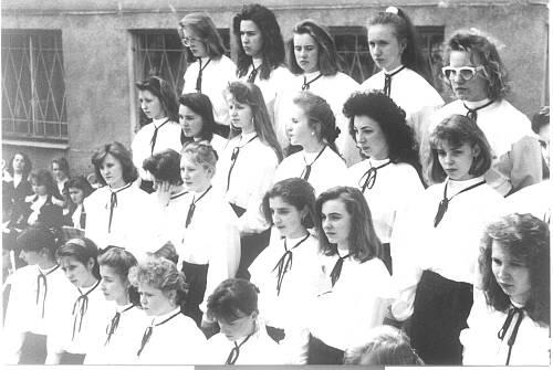 chórzystki 1992