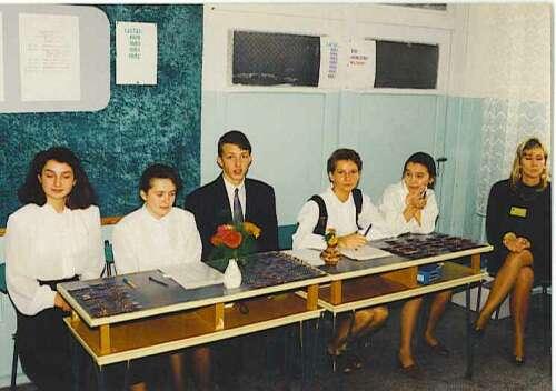 Zjazd absolwentów absolwentów okazji 50-lecia LO