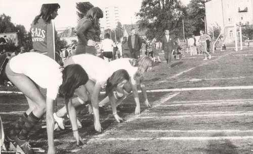 Obóz sportowy - 1976