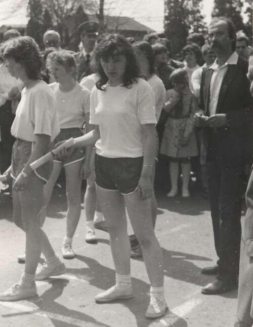 Biegi sztafetowe - 1986