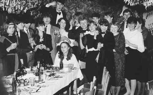 Studniówka 1985